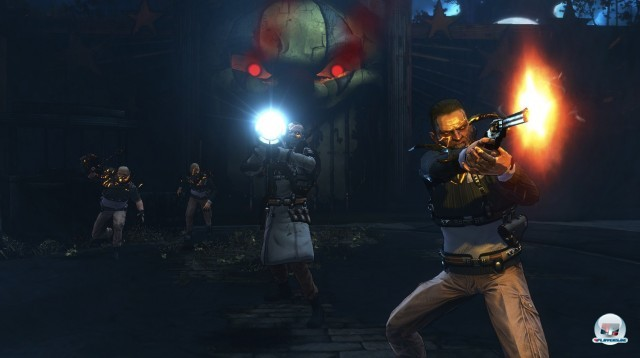 Screenshot - The Darkness II (PlayStation3) 2231873