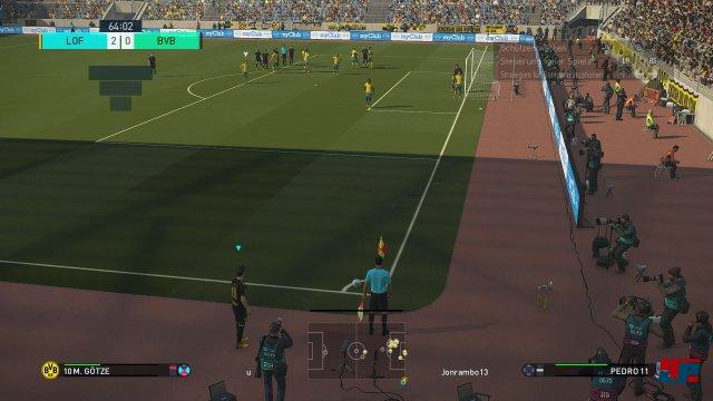 Screenshot - Pro Evolution Soccer 2018 (PC) 92552720