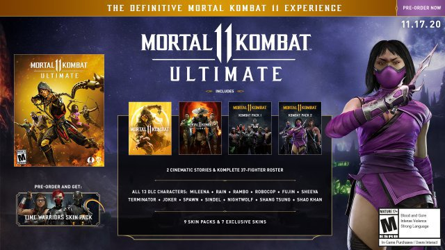 Screenshot - Mortal Kombat 11 (PC, PS4, PlayStation5, Stadia, Switch, One, XboxSeriesX)