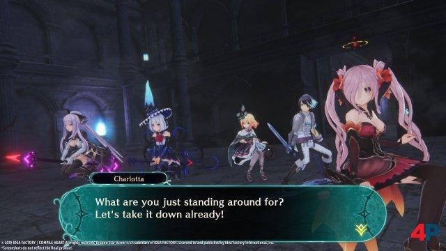 Screenshot - Dragon Star Varnir (PS4)