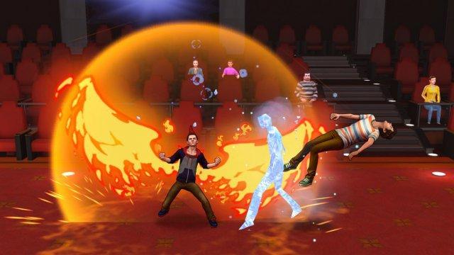 Screenshot - Cobra Kai: The Karate Kid Saga Continues (PS4, Switch, One)