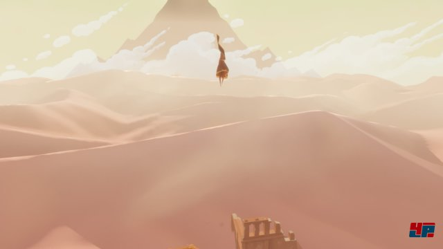 Screenshot - Journey (PlayStation4) 92510122