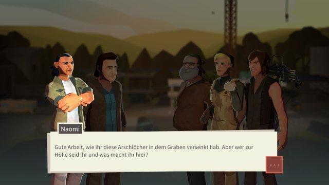 Dem Spiel gelingt es nur beschwerlich, die Atmosphäre von The Walking Dead einzufangen und das Szenario gewinnbringend einzusetzen.