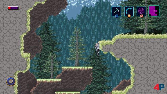 Screenshot - Axiom Verge 2 (Switch)