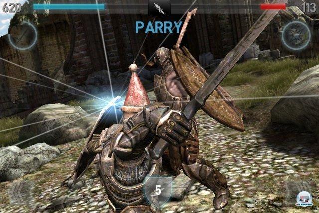 Screenshot - Infinity Blade 2 (iPhone) 2296832