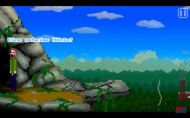 Screenshot - Paul Pixel - The Awakening (iPad)