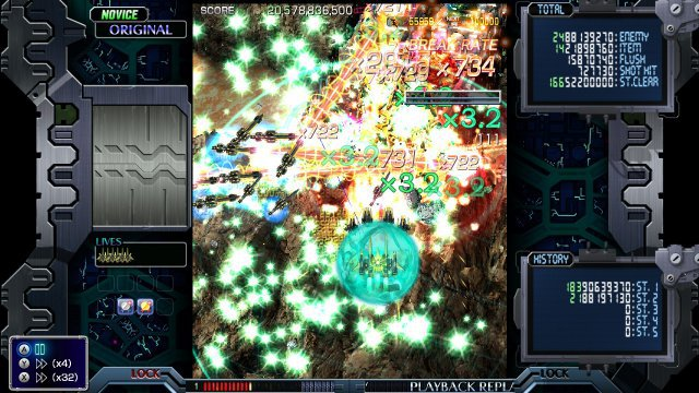Screenshot - Crimzon Clover - World EXplosion (Switch) 92628118