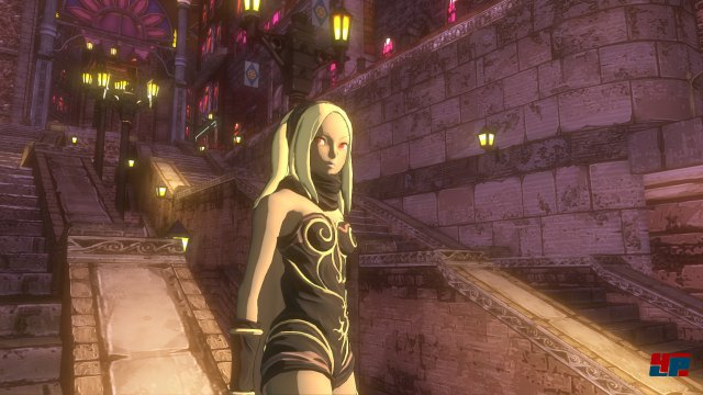Screenshot - Gravity Rush (PlayStation4)