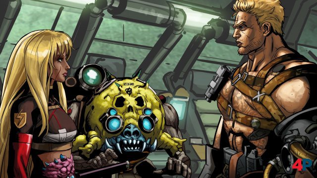 Screenshot - Contra: Rogue Corps (PC) 92589976