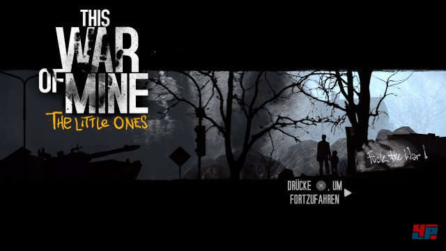 Screenshot - This War of Mine: The Little Ones (PlayStation4) 92519327
