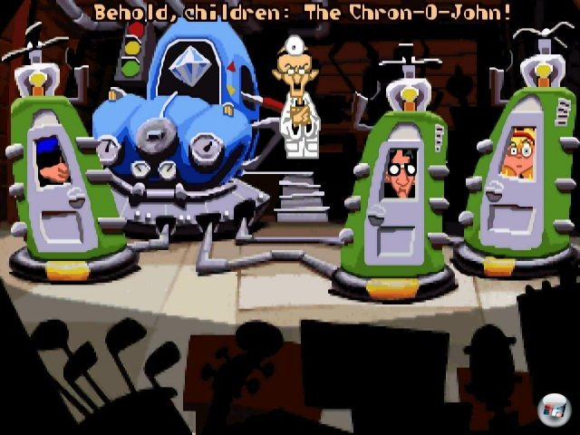 Screenshot - Day of the Tentacle (PC) 2322122