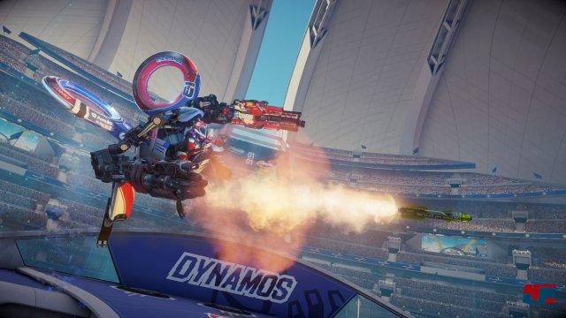 Screenshot - RIGS: Mechanized Combat League (PS4)
