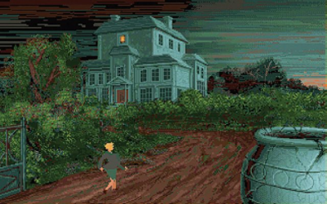 Screenshot - Alone in the Dark (Klassiker) (PC) 92604991