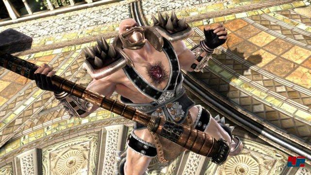 Screenshot - Soul Calibur: Lost Swords (PlayStation3) 92481708