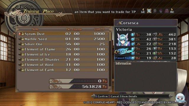 Screenshot - Agarest: Generations of War 2 (PlayStation3) 92403152