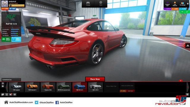 Screenshot - Auto Club Revolution (PC) 92483145