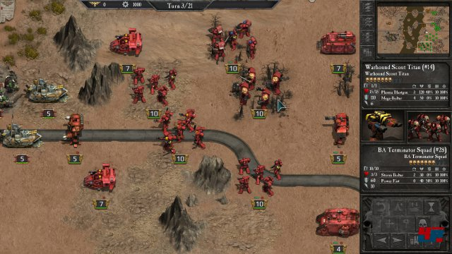 Screenshot - Warhammer 40.000: Armageddon (PC) 92495097