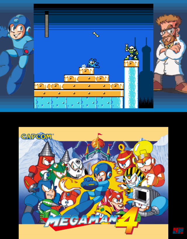 Screenshot - MegaMan Legacy Collection (3DS) 92521153