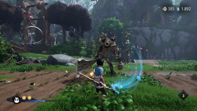 Screenshot - Kena: Bridge of Spirits (PlayStation5) 92649935