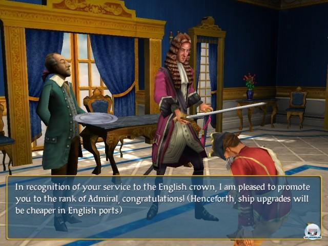 Screenshot - Sid Meier's Pirates! (iPad) 2242204