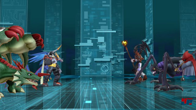 Screenshot - Digimon Story: Cyber Sleuth - Hacker's Memory (PS4) 92549675