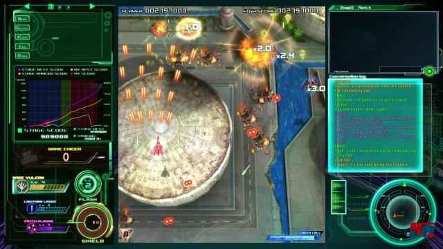 Screenshot - Raiden 5 (XboxOne) 92525986