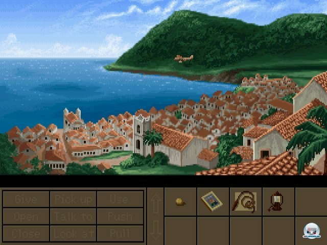 Screenshot - Indiana Jones and the Fate of Atlantis (PC) 2283537