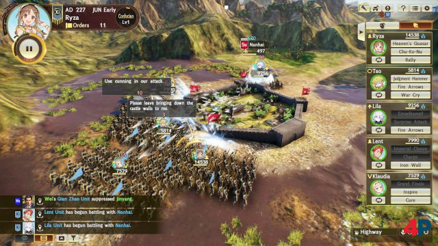 Screenshot - Romance of the Three Kingdoms 14 (PC) 92607285