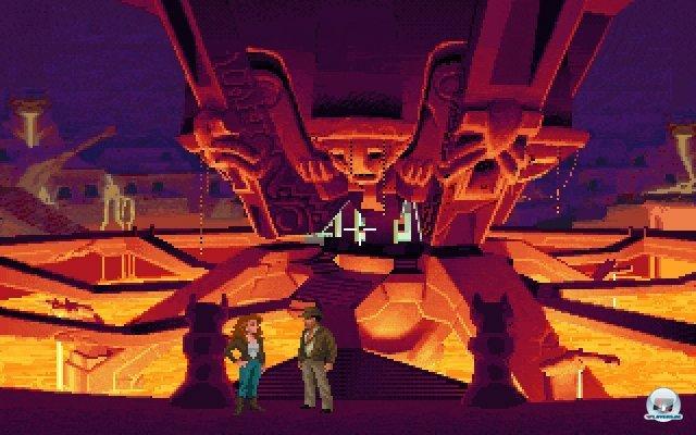 Screenshot - Indiana Jones and the Fate of Atlantis (PC) 2283637