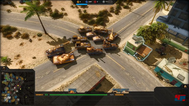 Screenshot - Act of Aggression (PC) 92513000