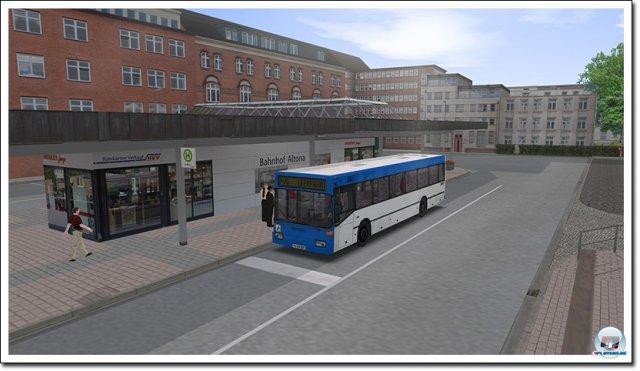 Screenshot - OMSI Hamburg -Tag & Nacht (PC) 92465033