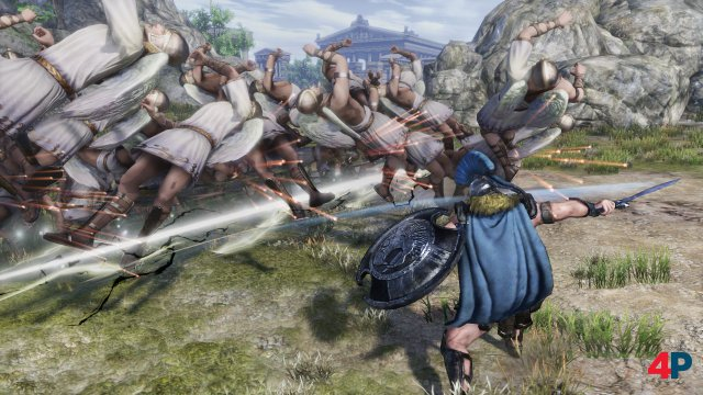 Screenshot - Warriors Orochi 4 Ultimate (PC) 92606080