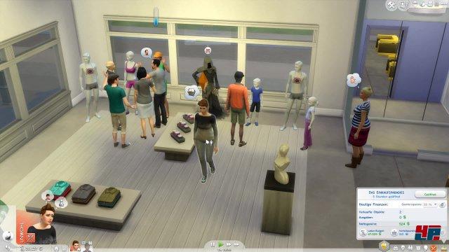 Screenshot - Die Sims 4: An die Arbeit (PC) 92502718