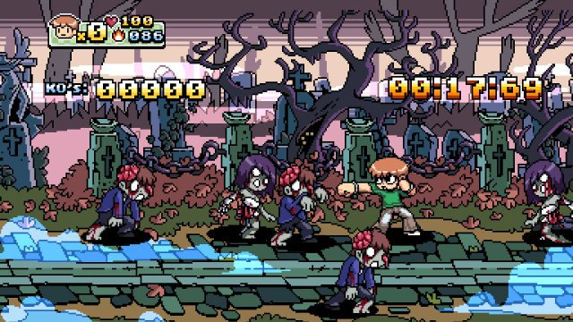 Screenshot - Scott Pilgrim vs. the World: Das Spiel (PS4)