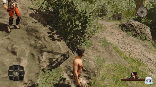 Screenshot - Risen 2: Dark Waters (PlayStation3)