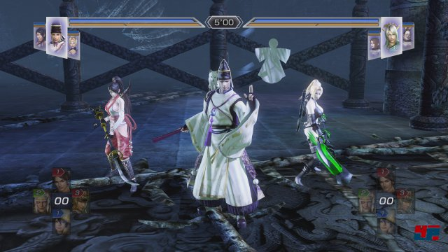 Screenshot - Warriors Orochi 3 Ultimate (PlayStation4) 92490080