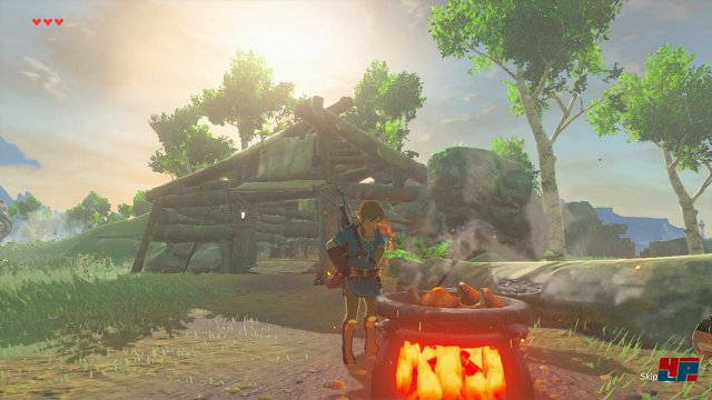 Screenshot - The Legend of Zelda: Breath of the Wild (Wii_U) 92528011