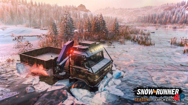 Screenshot - SnowRunner (PC, PS4, One)