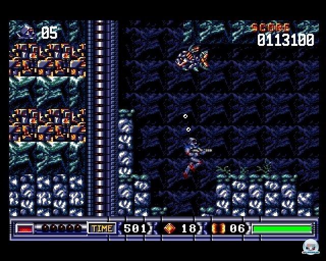 Screenshot - Turrican II (PC) 2301042