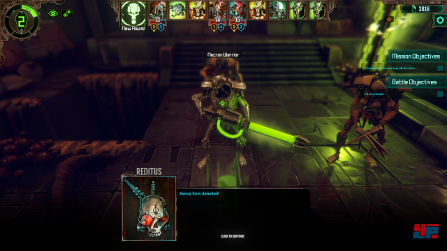 Screenshot - Warhammer 40.000: Mechanicus (Linux) 92579880