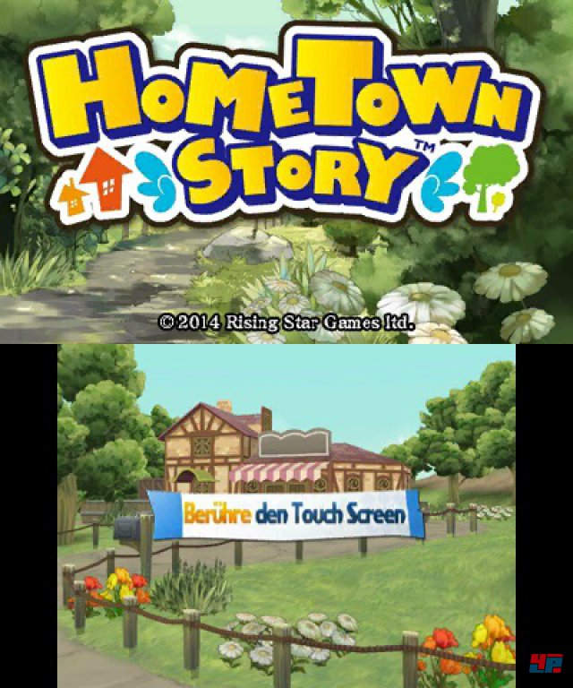 Screenshot - Hometown Story (3DS)