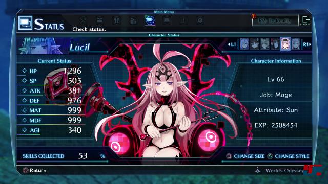 Screenshot - Death end re;Quest (PS4) 92583161