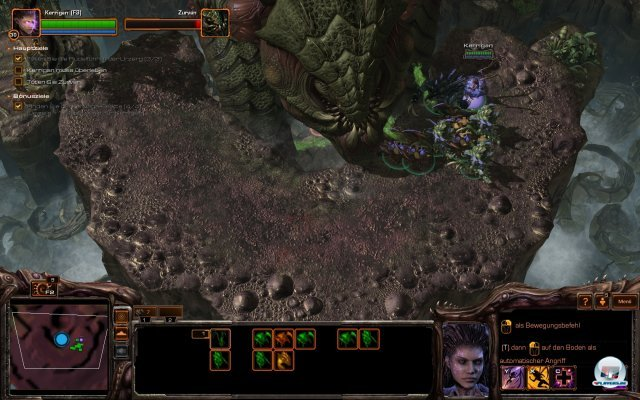 Screenshot - StarCraft 2: Heart of the Swarm (PC) 92457075