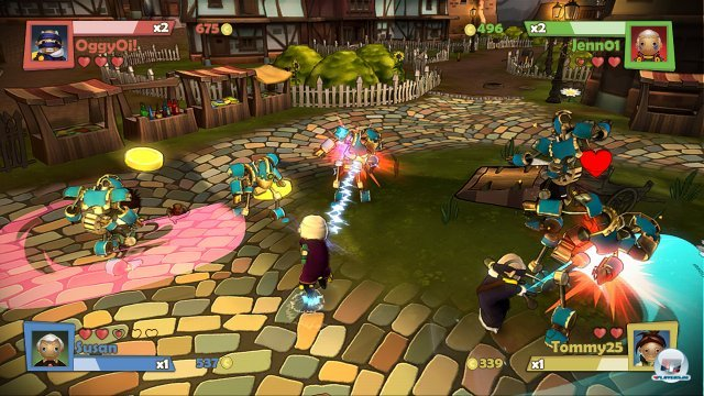 Screenshot - Fable Heroes (360) 2345517