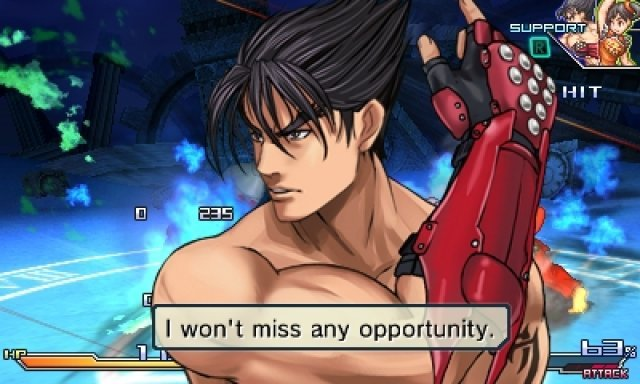 Screenshot - Project X Zone (3DS) 92463459