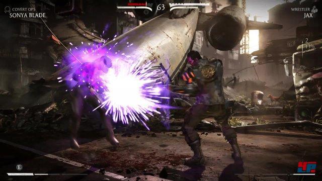 Screenshot - Mortal Kombat X (PlayStation4) 92503157