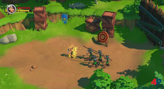 Screenshot - Asterix & Obelix XXL 3: Der Kristall-Hinkelstein (PC)