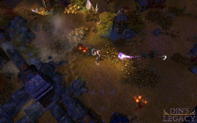 Screenshot - Din's Legacy (PC) 92595584