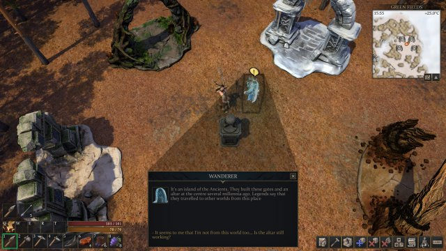Screenshot - Force of Nature 2: Ghost Keeper (PC) 92642909