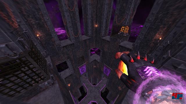 Screenshot - SEUM: Speedrunners from Hell (Linux) 92554663